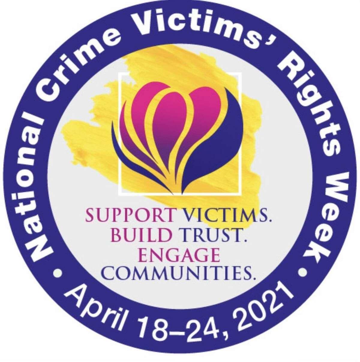 The Webb County Sheriff's Office received a grant of $5,000 to promote National Crime Victims' Rights Week.