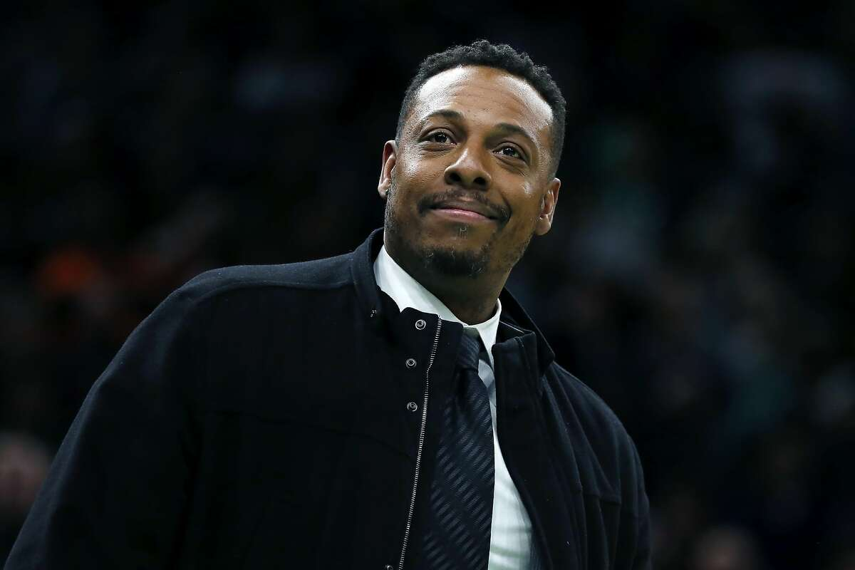 Celtics great Paul Pierce is out of a job at ESPN after playing poker with strippers.