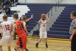Mesick defeated Crossroads' boys basketball team 83-43 on Tuesday.