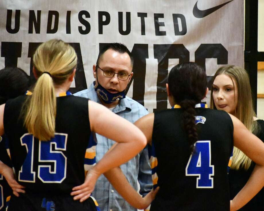 Plainview Christian Academy concluded the season with a 52-40 loss to Wichita Falls Christ Academy in the TAPPS Class 1A state semifinals on Tuesday at Crowell. Photo: Nathan Giese/Planview Herald