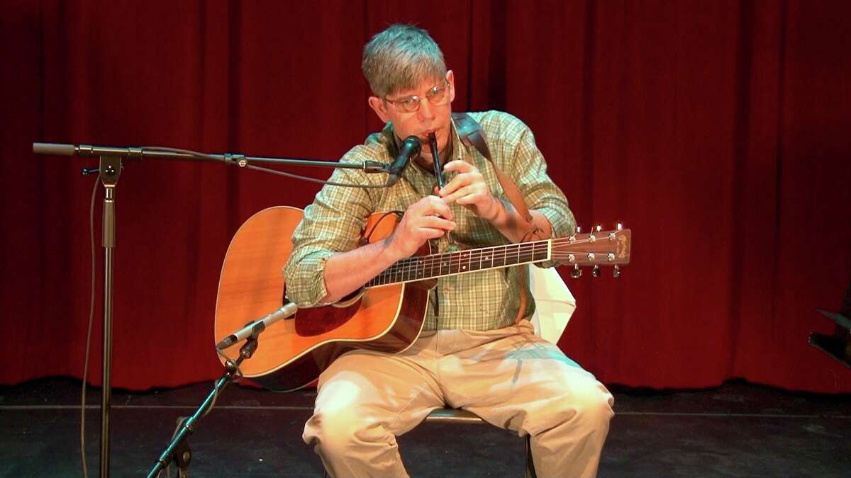 """In honor of St. Patrick's Day, """"Crossing the Divide"""" is a musical presentation and lecture by WSCC Professor of English and Education Seán Henne. (Courtesy Photo)"""