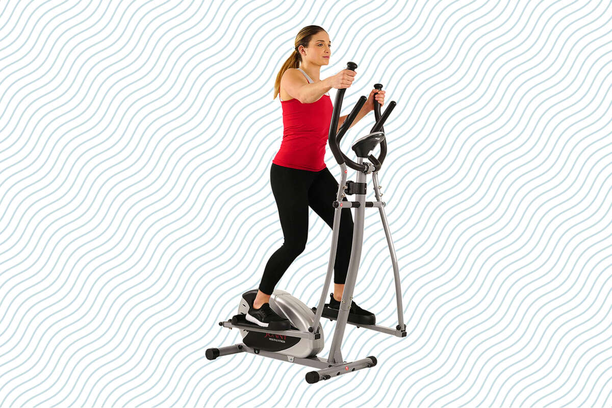 Sunny Health & Fitness Elliptical Machine Cross Trainer, $149.17 at Amazon