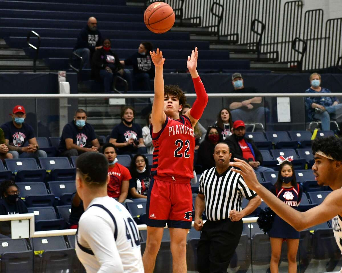 Plainview's Adolfo Martinez was named first team All-District out of District 3-5A.