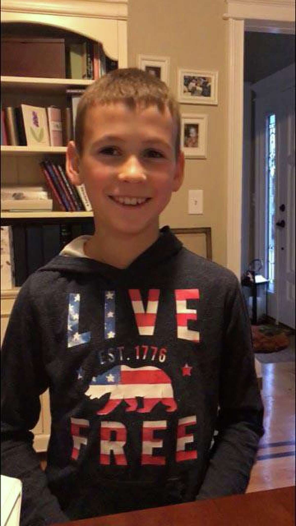 A bill known as Tristan's Law, named after the late Tristan Barhorst, would institute new safety requirements for ice cream trucks. Tristan, 10, of Wallingford, was struck and killed by a car after buying ice cream from an ice cream truck in Cheshire, Conn., on June 12, 2020.