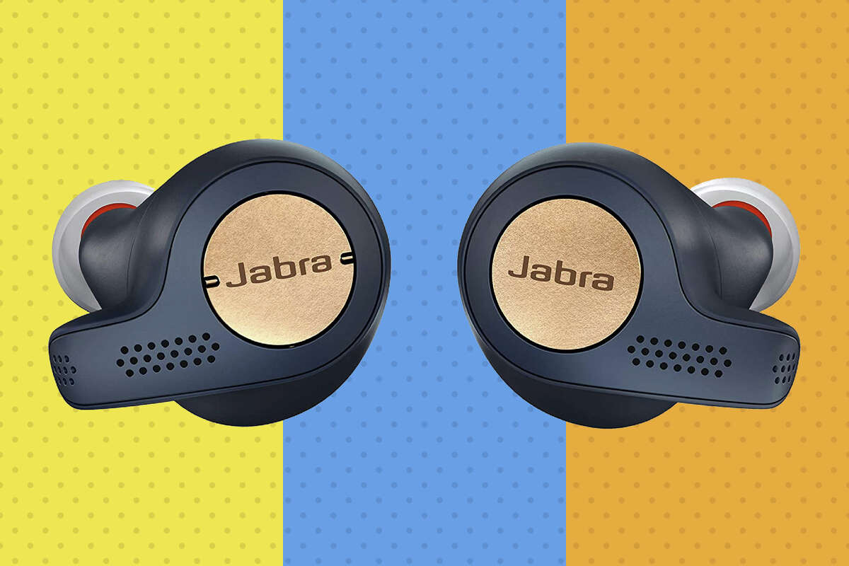 Jabra Elite Active 65t True Wireless Earbuds with Charging Case for $49.99 at Woot!