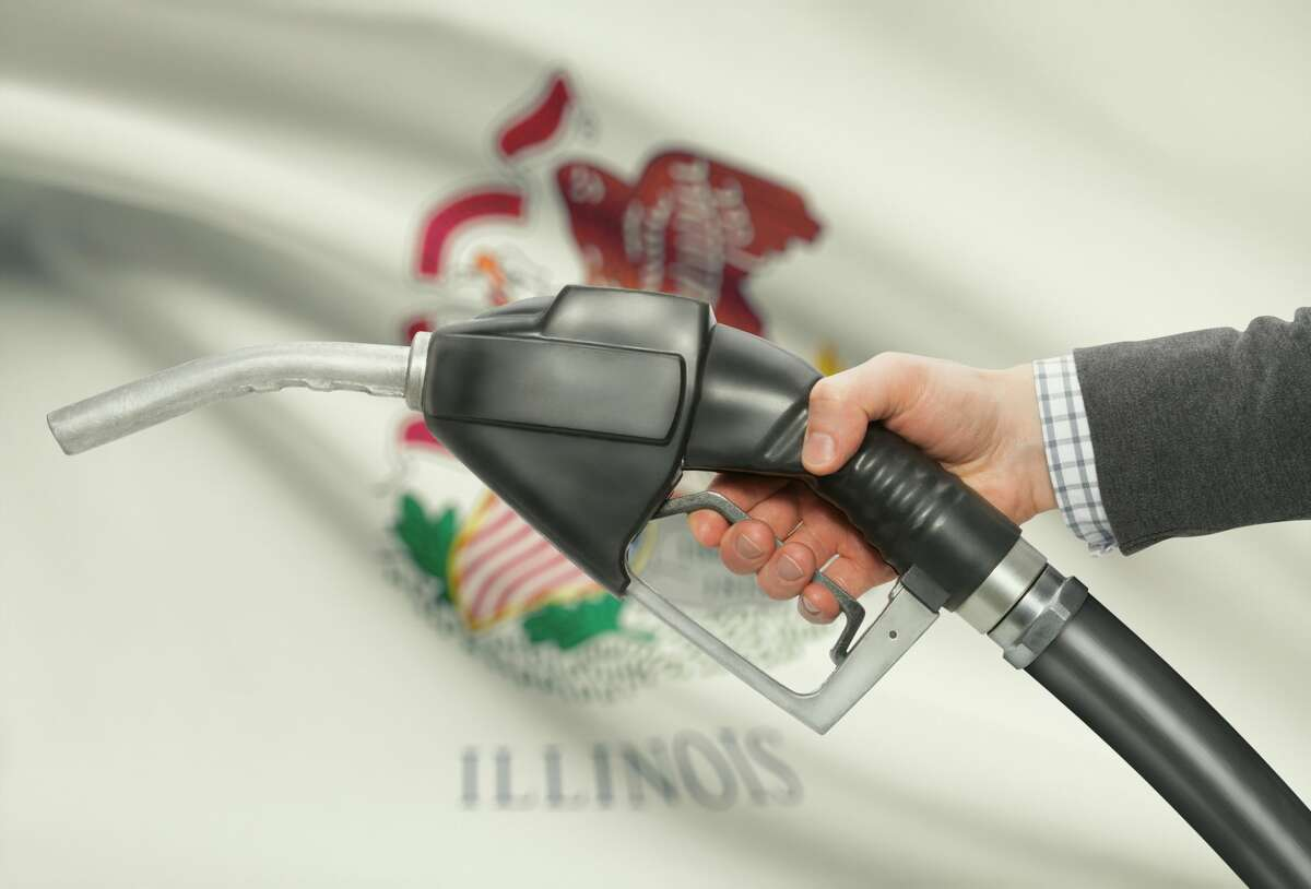 Analyst Jill Gonzalez said Illinois' gas taxes catapulted the state to the top of the tax rankings.