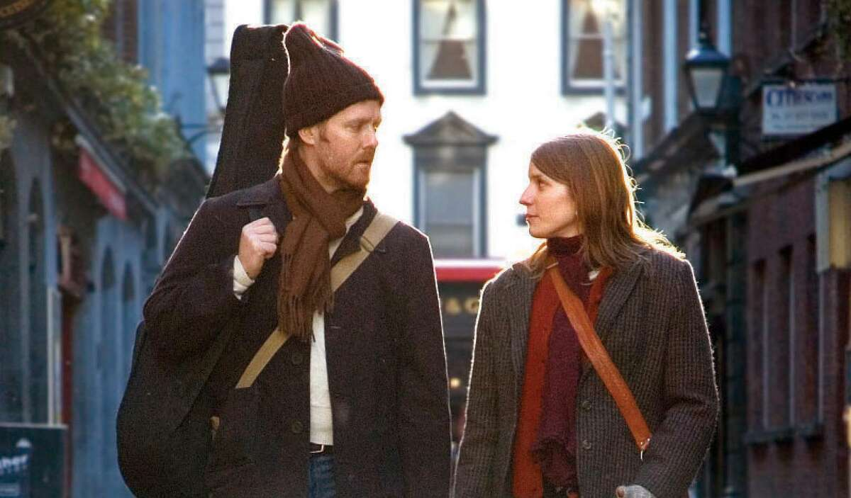 """Marketa Irglova and Glen Hansard are a guy and a girl who make beautiful music in """"Once."""""""