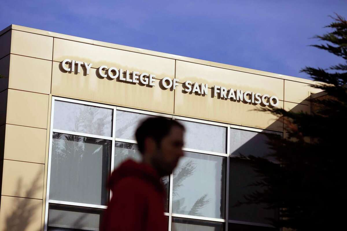 City College of San Francisco trustees, seeking stability after a decade of financial and managerial upheaval, on Thursday unanimously approved the school's former financial head, David Martin, as its ninth chancellor in eight years.