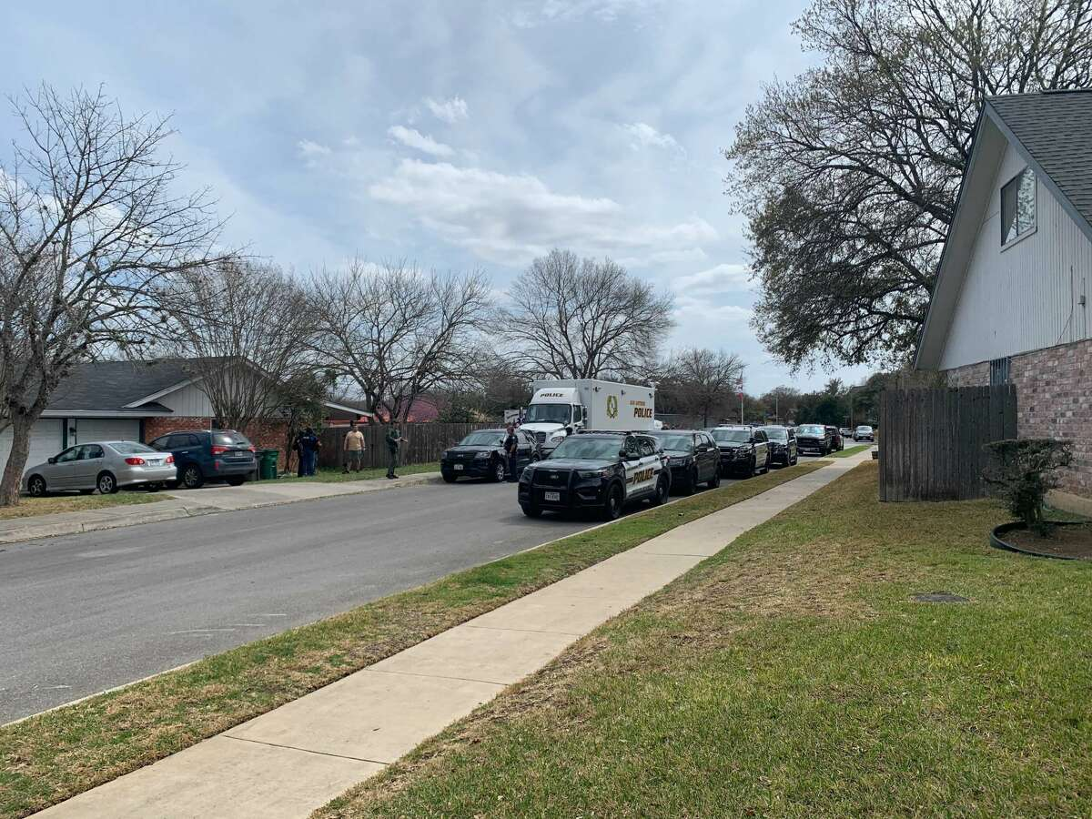 San Antonio police are responding to a critical incident in the 7500 block of Brian Clarke Street on the Northwest Side, officials said Wednesday afternoon.
