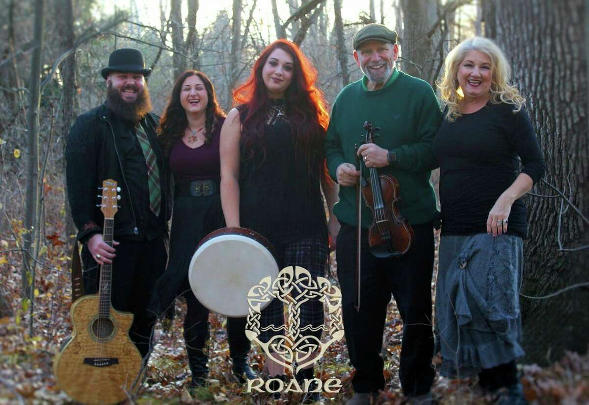 Roane, aCeltic-American folk band, will bring their special musical flair back to the stage of Creative 360 on Saturday, March 13. (Photo provided)