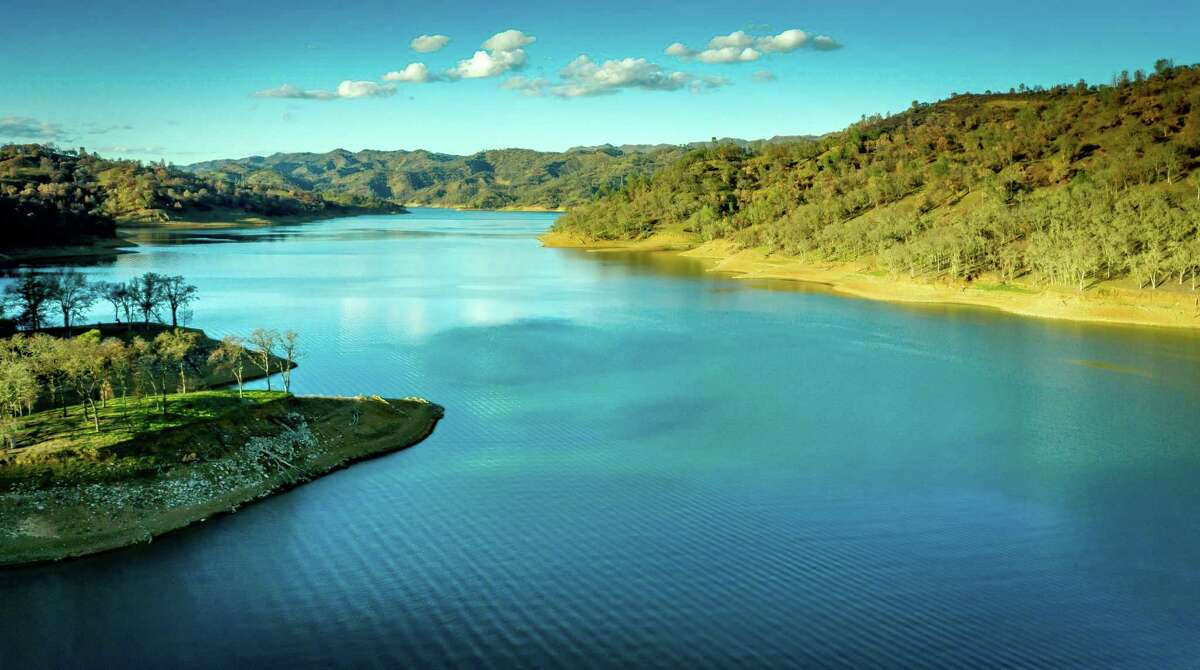 The 2020 Hennessey Fire scarred the land at Lake Berryessa, but the recovery is under way in many areas.