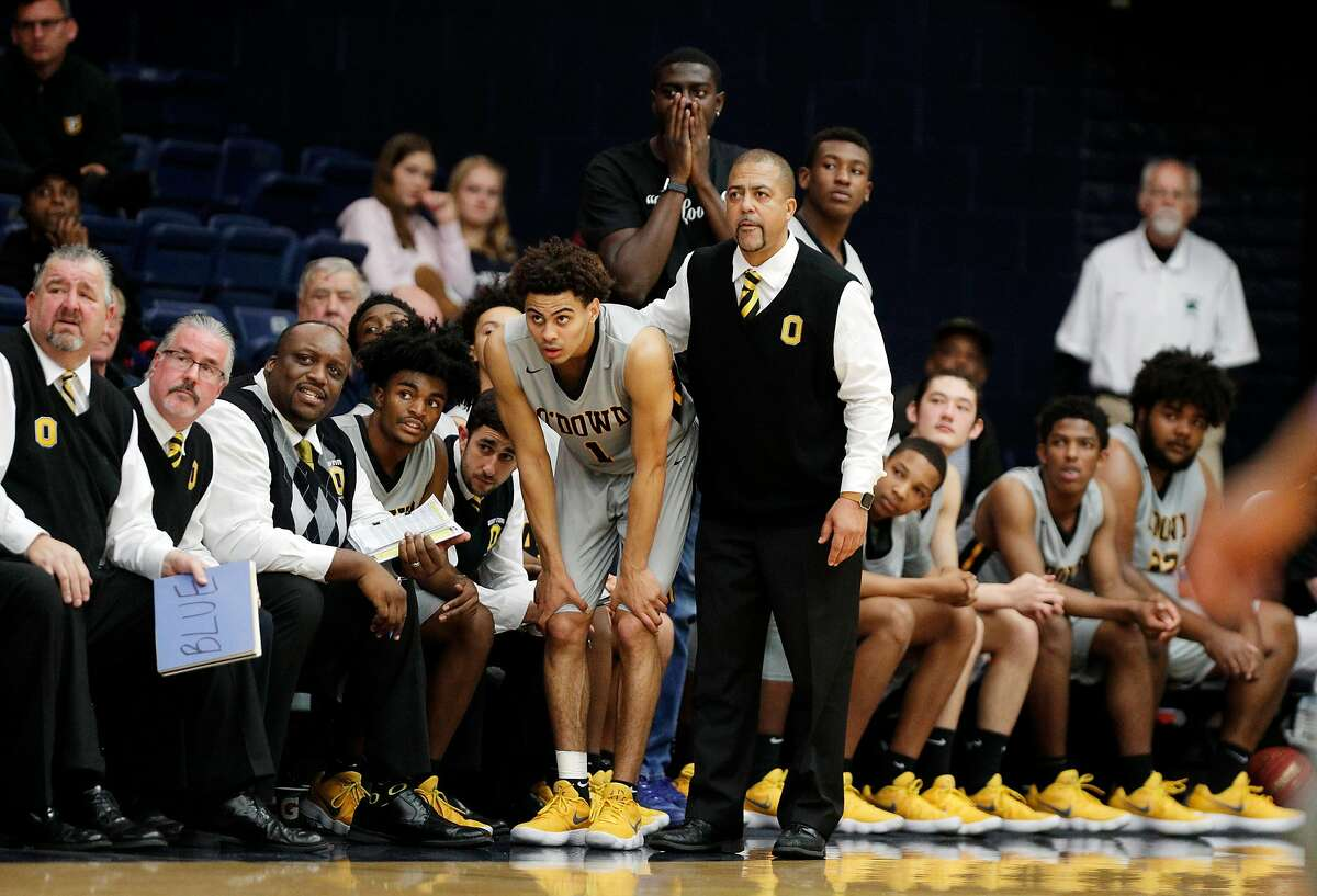 Lou Richie, the boys basketball coach at Bishop O'Dowd-Oakland, will lead a very small protest at the Pac 12 men's tourney in Las Vegas this weekend to bring awareness to the conference not having one Black men's head coach.