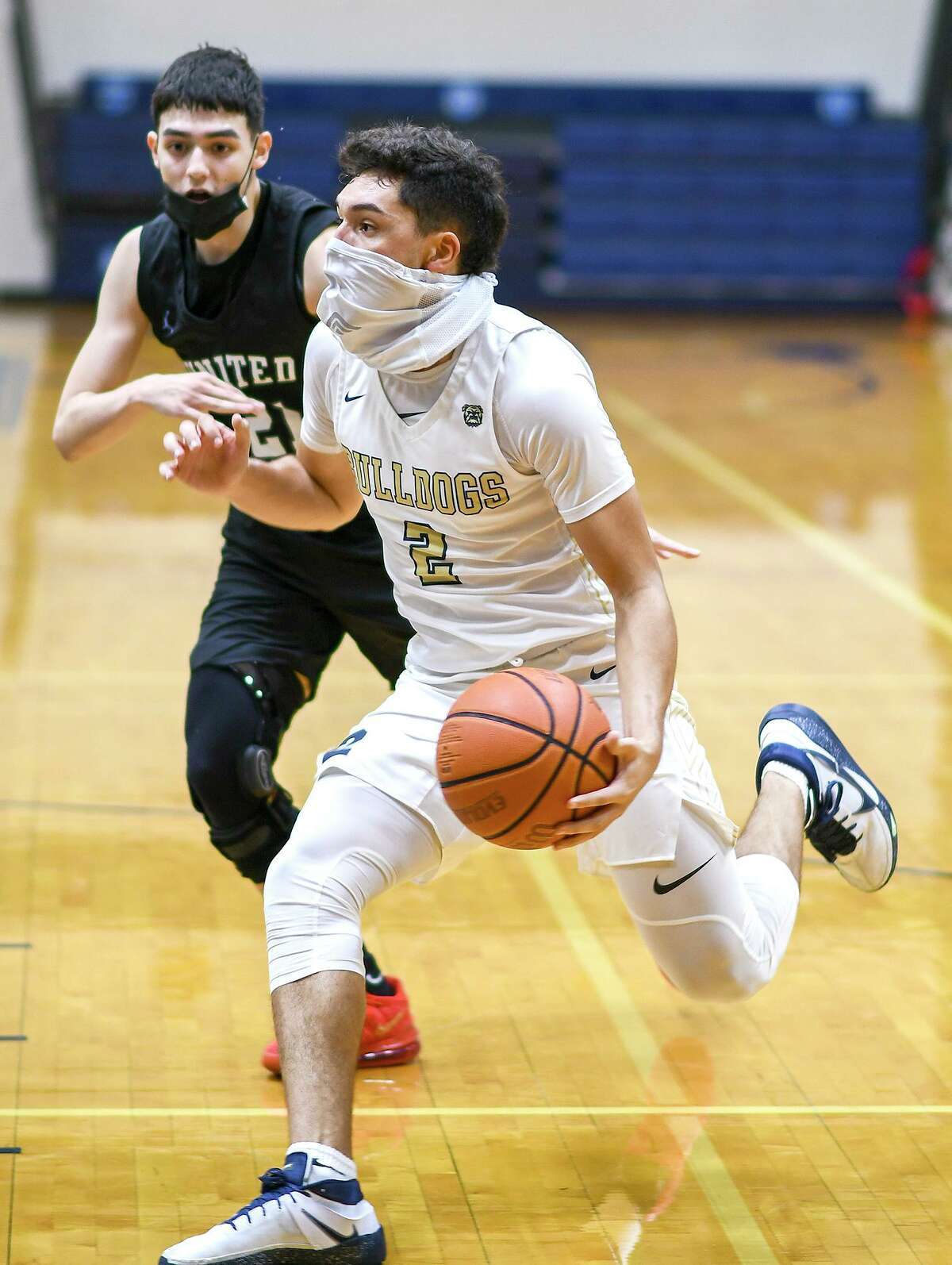 Alexander's Bobby Torres, the District 30-6A MVP, was named TABC All-Region for the second straight season after averaging 14.9 points, 7.3 assists and 4.9 rebounds.