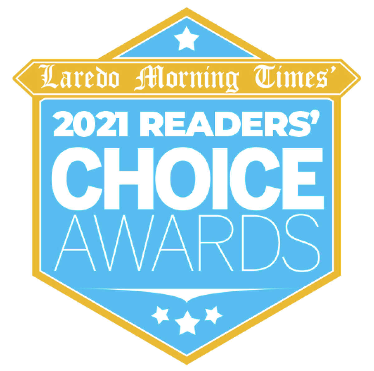 The Laredo Morning Times is inviting our readers once again to decide the best of the best in dining, entertainment, retail and more in our 2021 Readers' Choice Awards.