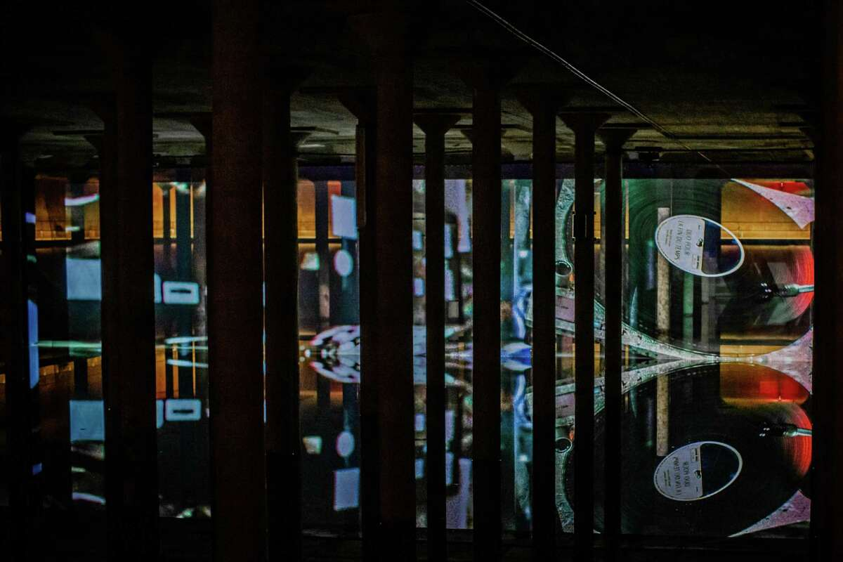 Immersive new film and sound installation, titled Time No Longer, will occupy the Cistern for a period of nine months, Wednesday, March 10, 2021, in Houston. The work is by acclaimed multimedia artist Anri Sala and it incorporates sound and a film projected onto a massive translucent screen.