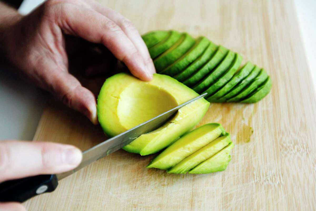 Avocados will maintain peak freshness for several days if stored in the refrigerator.