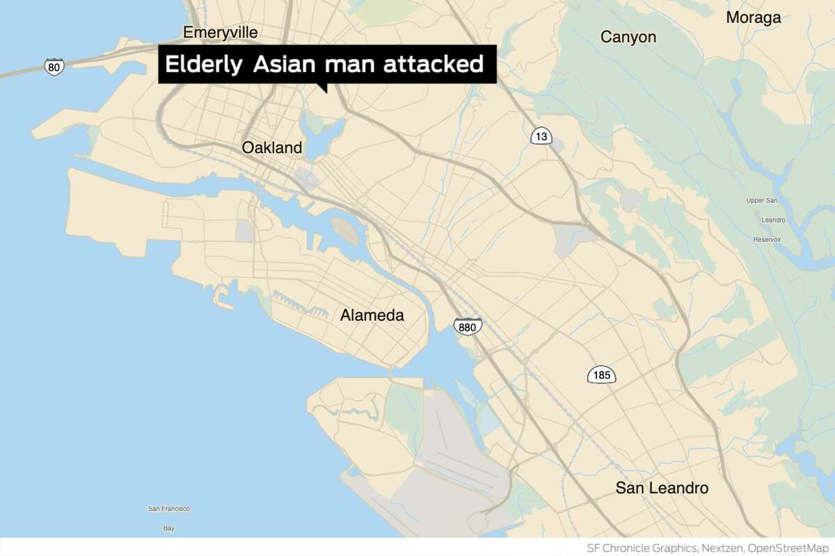 The man accused of assaulting and robbing an older Asian man in Oakland Tuesday - allegedly causing an injury that left the 75-year-old man braindead - was identified by two law enforcement sources as Teaunte Bailey on Wednesday. The attack occured in the area of Jayne Avenue and Perkins Street.