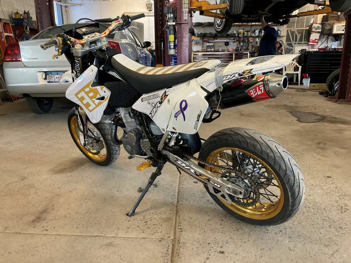 Police seized three dirt bikes and one mo-ped in separate incidents on Wednesday.