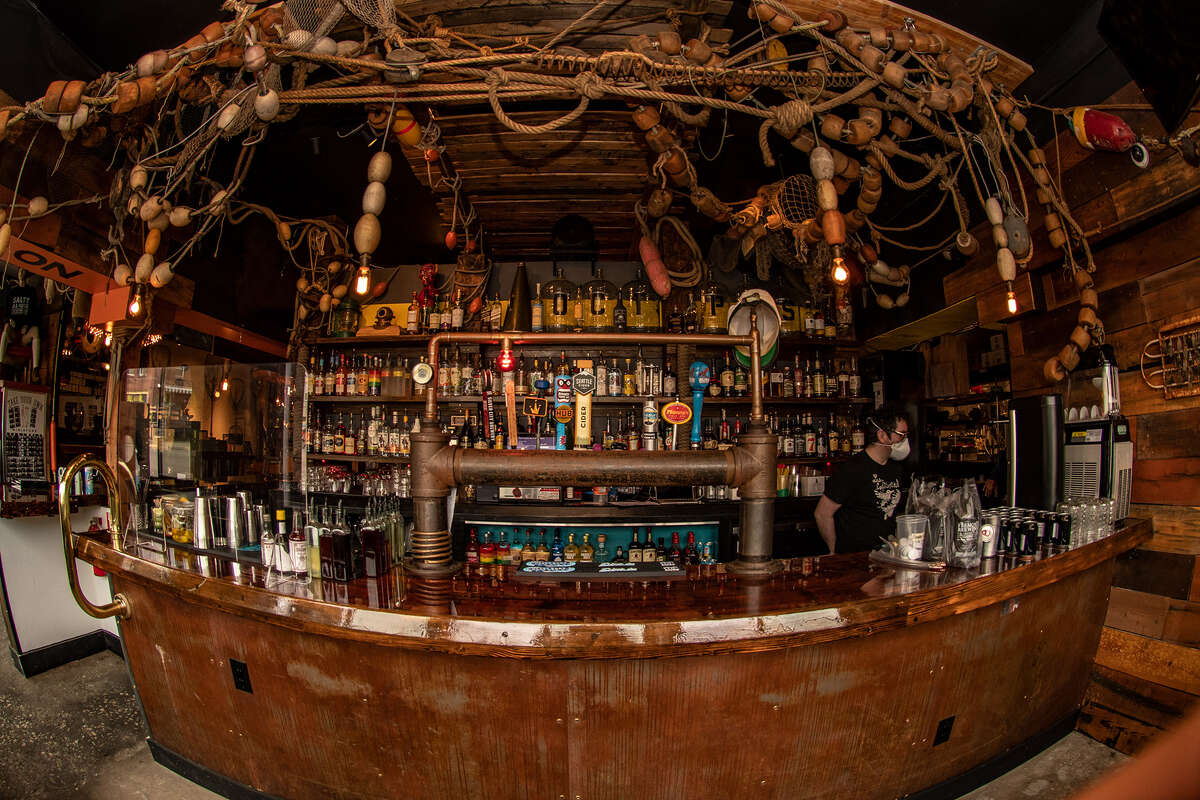 The Octopus Bar in Seattle, Wash.