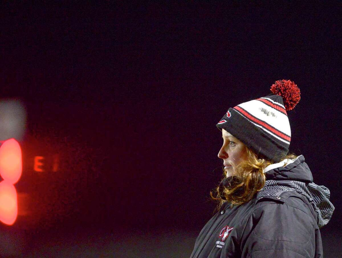 Cheshire field hockey coach Eileen Wildermann is stepping down after 13 seasons with the Rams.