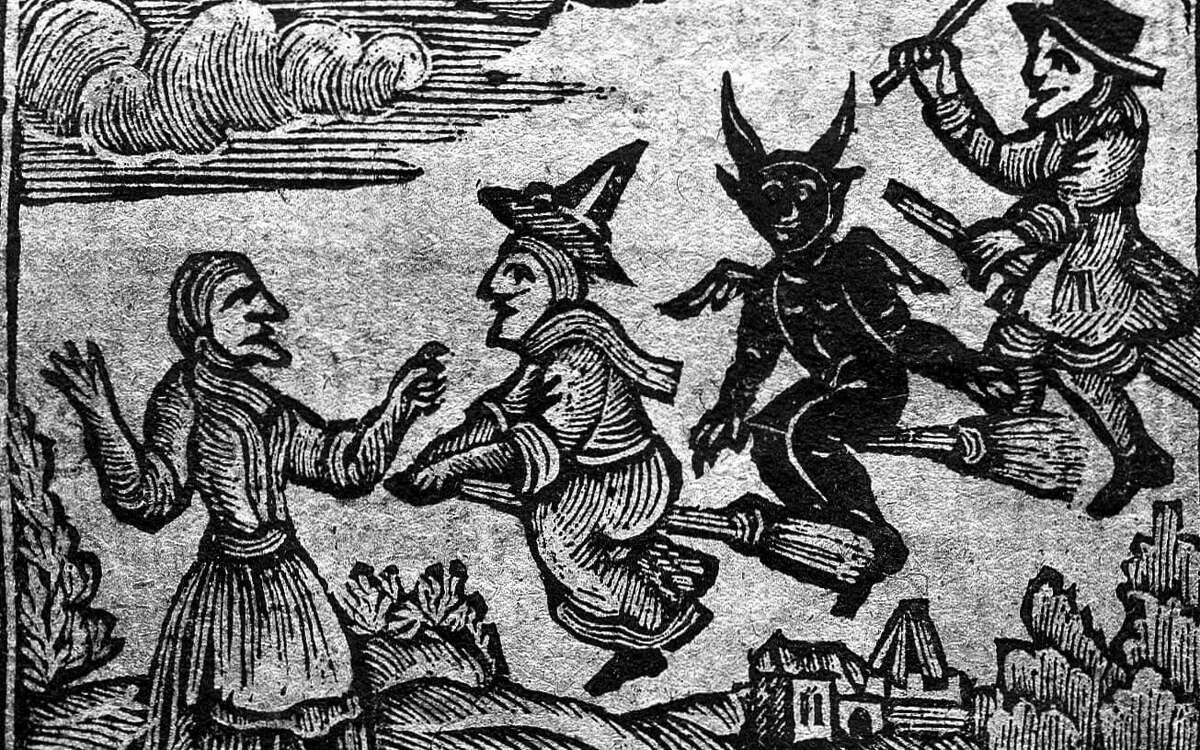 The Norwalk Historical Society will host a history lecture on witches on March 25.