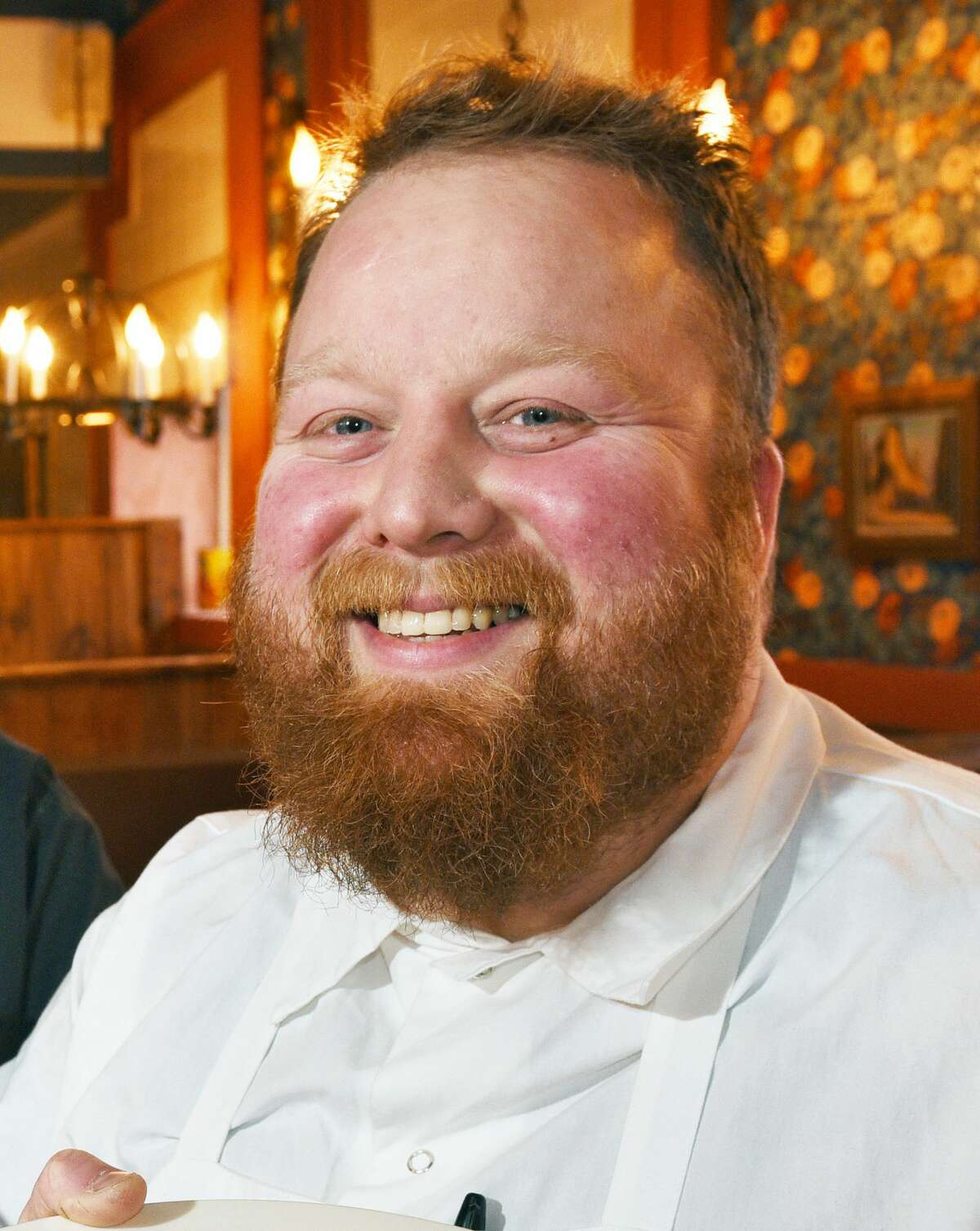 Ian Brower, most recently of Lost & Found Kitchen & Bar in Albany, is the new executive chef of New World Bistro Bar in Albany. (File photo.)