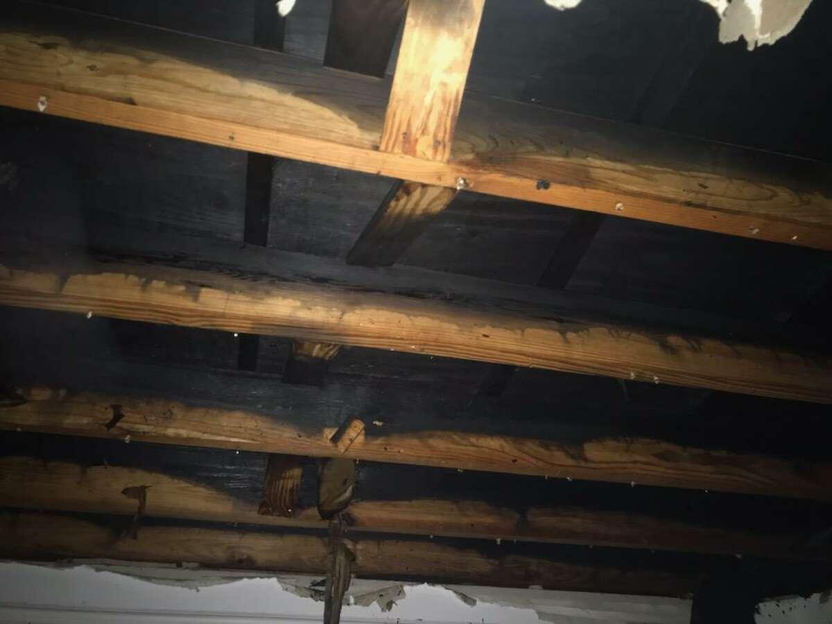 A fire was reported at La Quinta Inn on Santa Ursula Avenue. The Laredo Fire Department said the flames damaged three rooms.