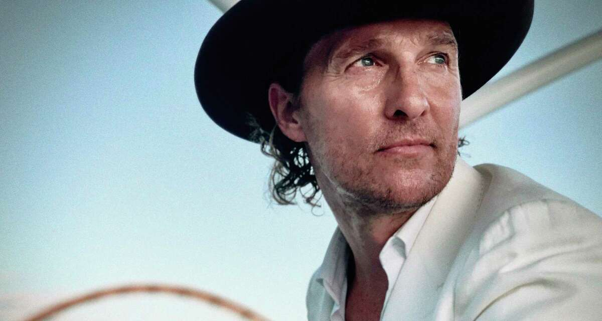 On Sunday, the Dallas Morning News and the University of Texas at Tyler released a poll that suggests Matthew McConaughey could potentially do well if he decides to run for governor.