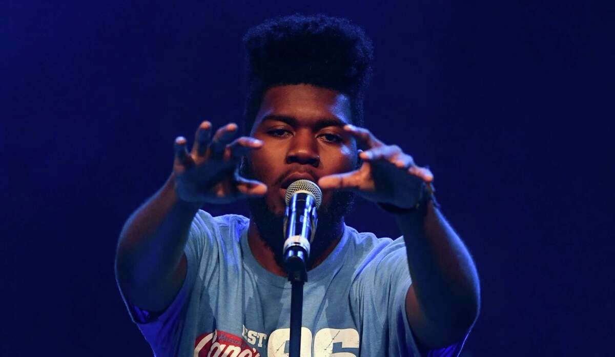 Khalid will play the We're Texas benefit concert.