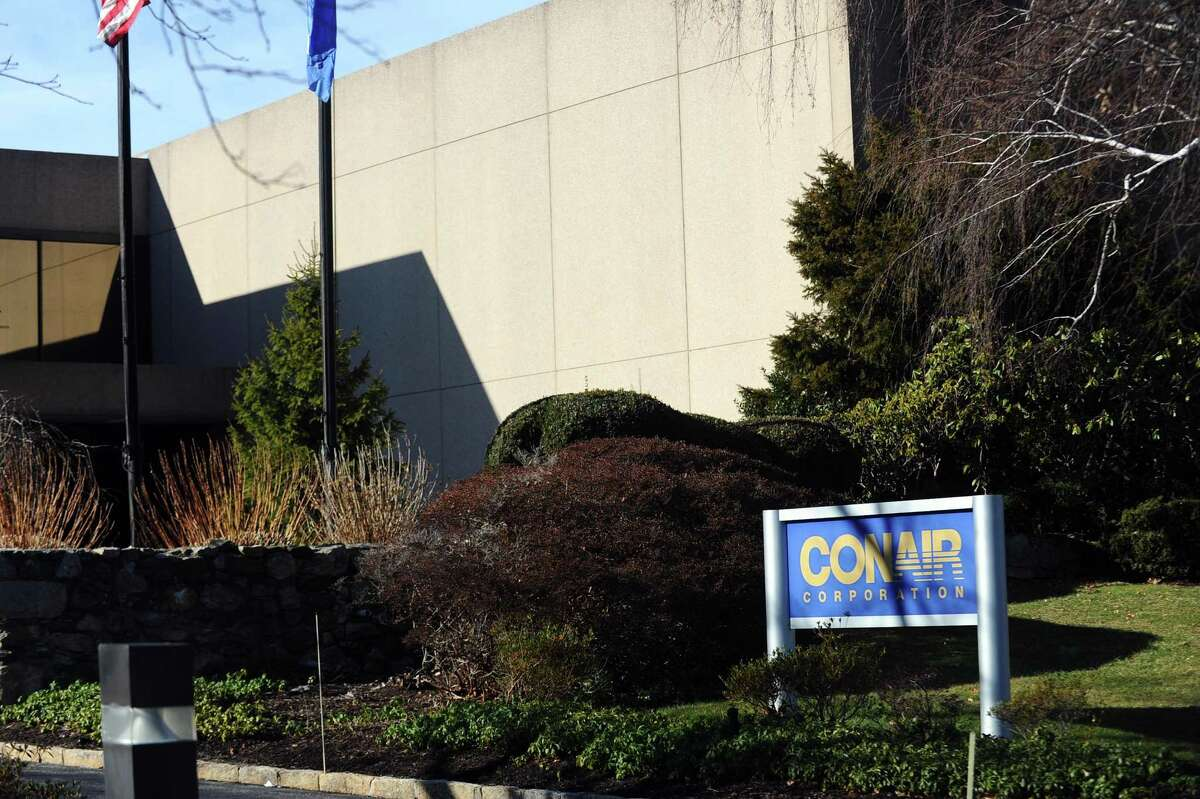 Conair Corp. has offices at 1 Cummings Point Road in Stamford, Conn.