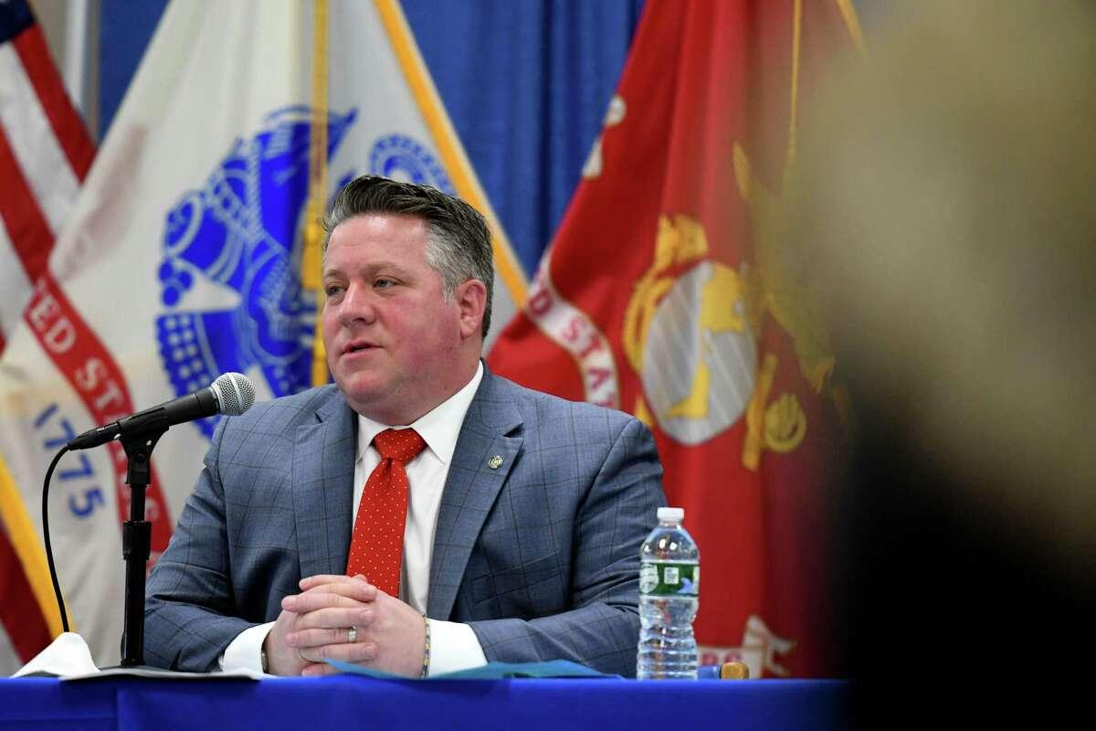 Albany County Executive Dan McCoy(Will Waldron/Times Union)