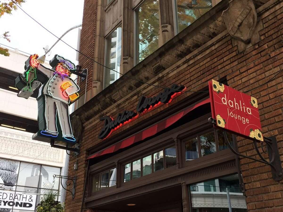 Third Tom Douglas restaurant, Dahlia Lounge, to permanently close