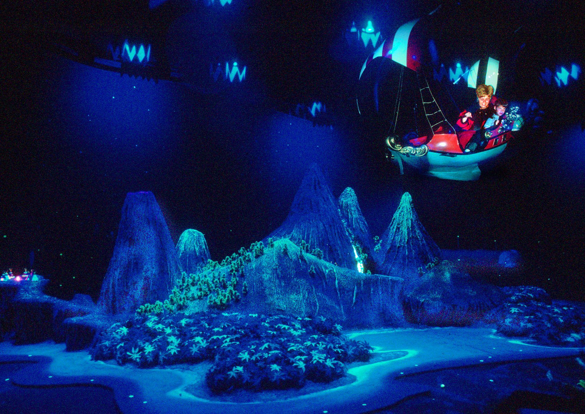 Will Peter Pan's Flight be the next Disneyland ride to go?