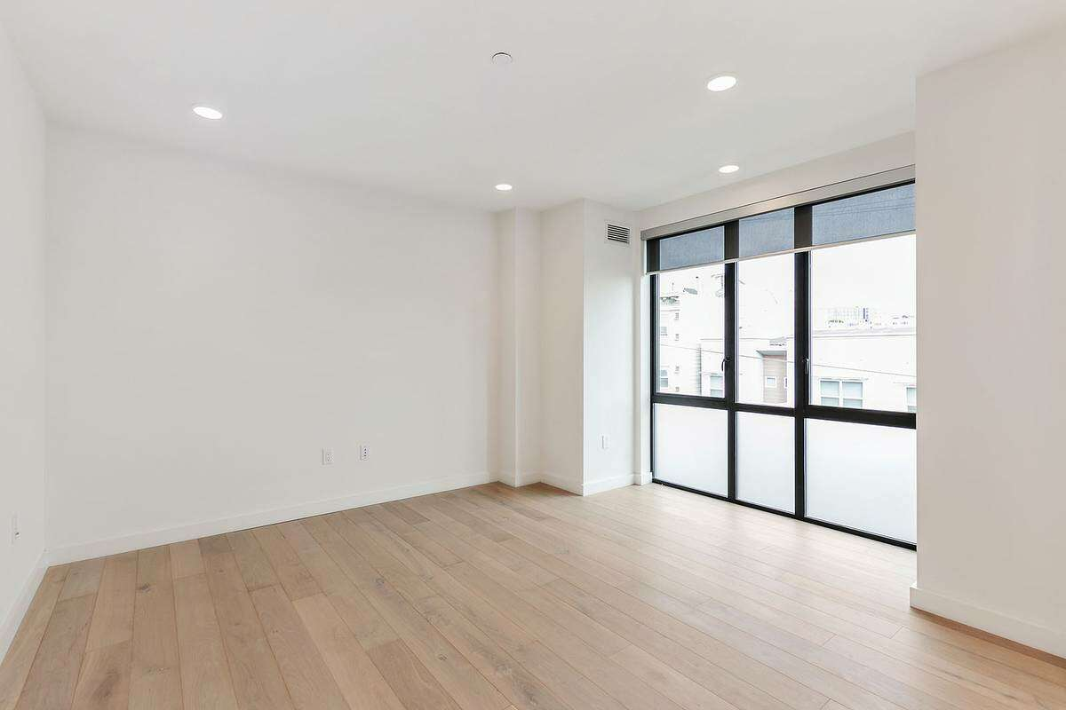 Mission two-bedroom with private elevator access: Guess ...