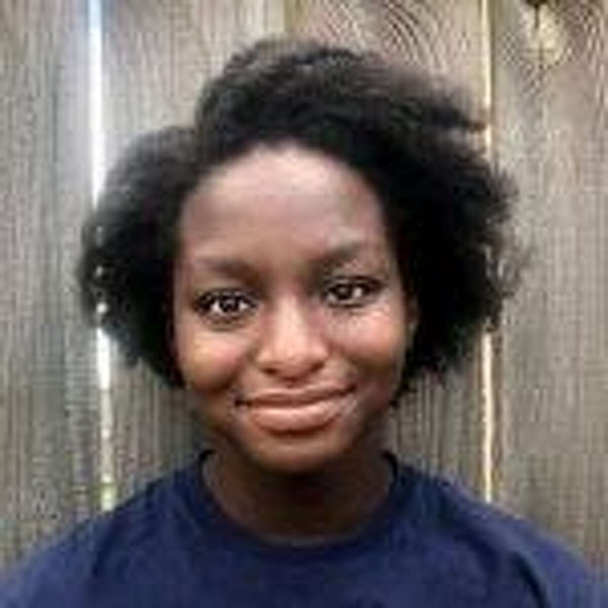 Unyime Usua, pictured here, is a sophomore at Tompkins High School in Katy. She worked with her fellow student, Shamiya Lin, to start Youth Inventa, a nonprofit focused on providing opportunities for young students to learn physics. The organization has introduced a free virtual summer program that is currently accepting applications.