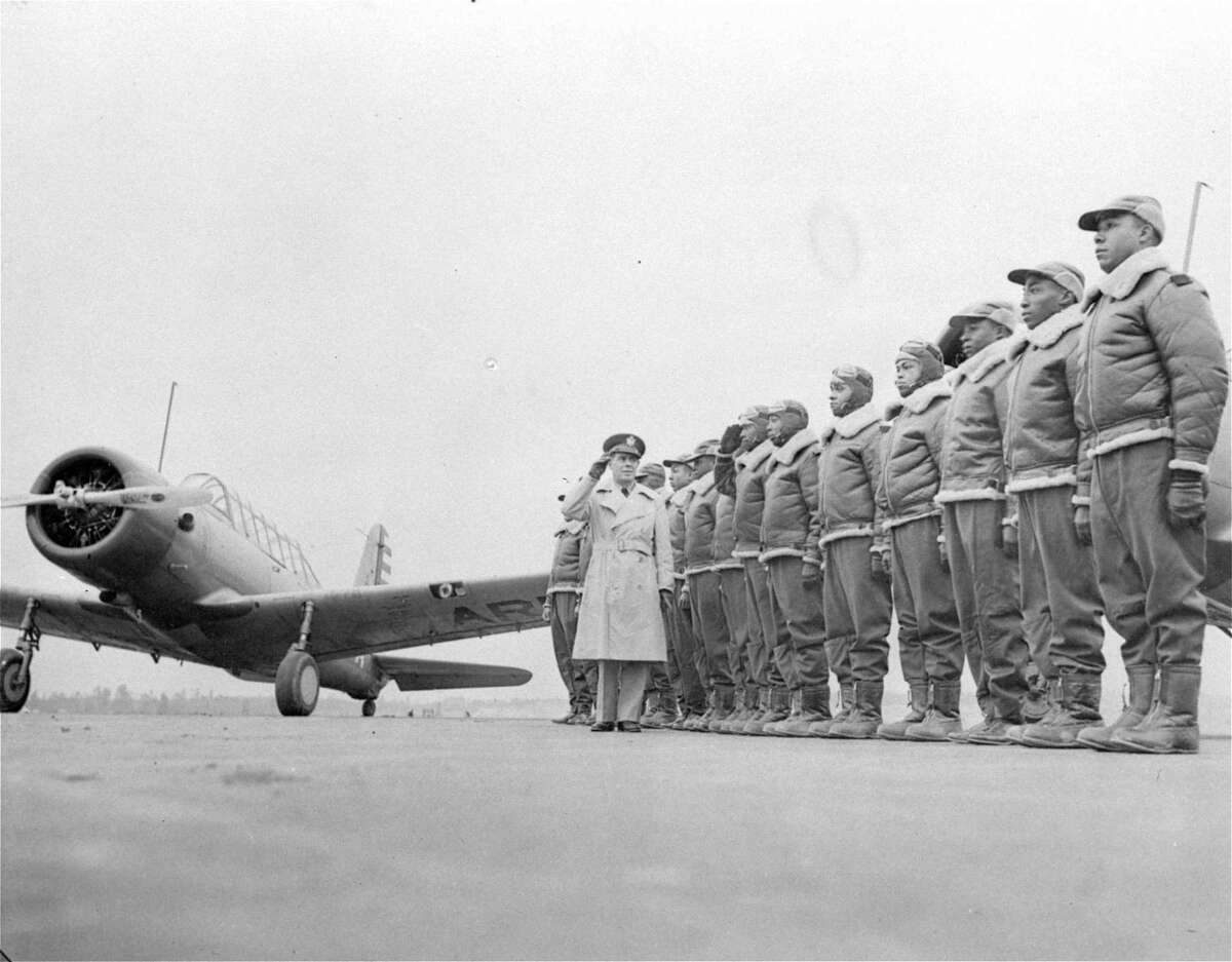 Tuskegee airmen are a reminder of the great heights we can achieve when opportunities are available to all. The talent pool of African Americans is deep, but career-path equality is elusive.