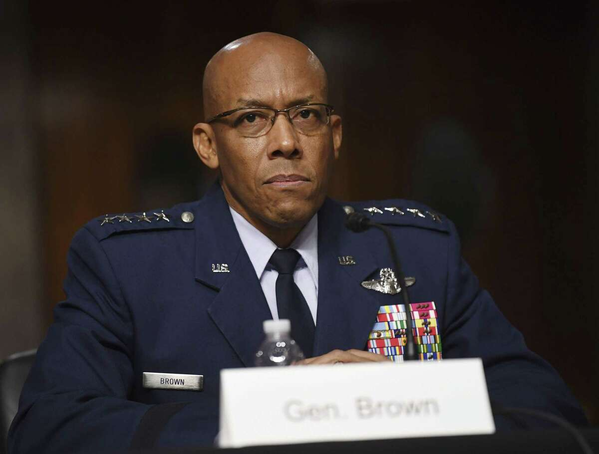 Last year, Gen. Charles Q. Brown Jr. was celebrated as the first African American Air Force Chief of Staff. The talent pool isn't shallow; employment and career-path equality are elusive.