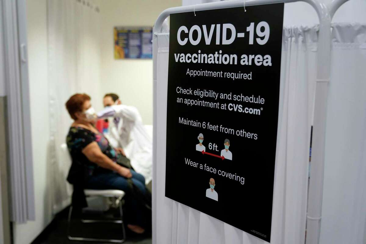 Texas now allows residents 50 and older to get a COVID-19 vaccine. When will it be extended to spouses of eligible people - and when will Texas get more doses?