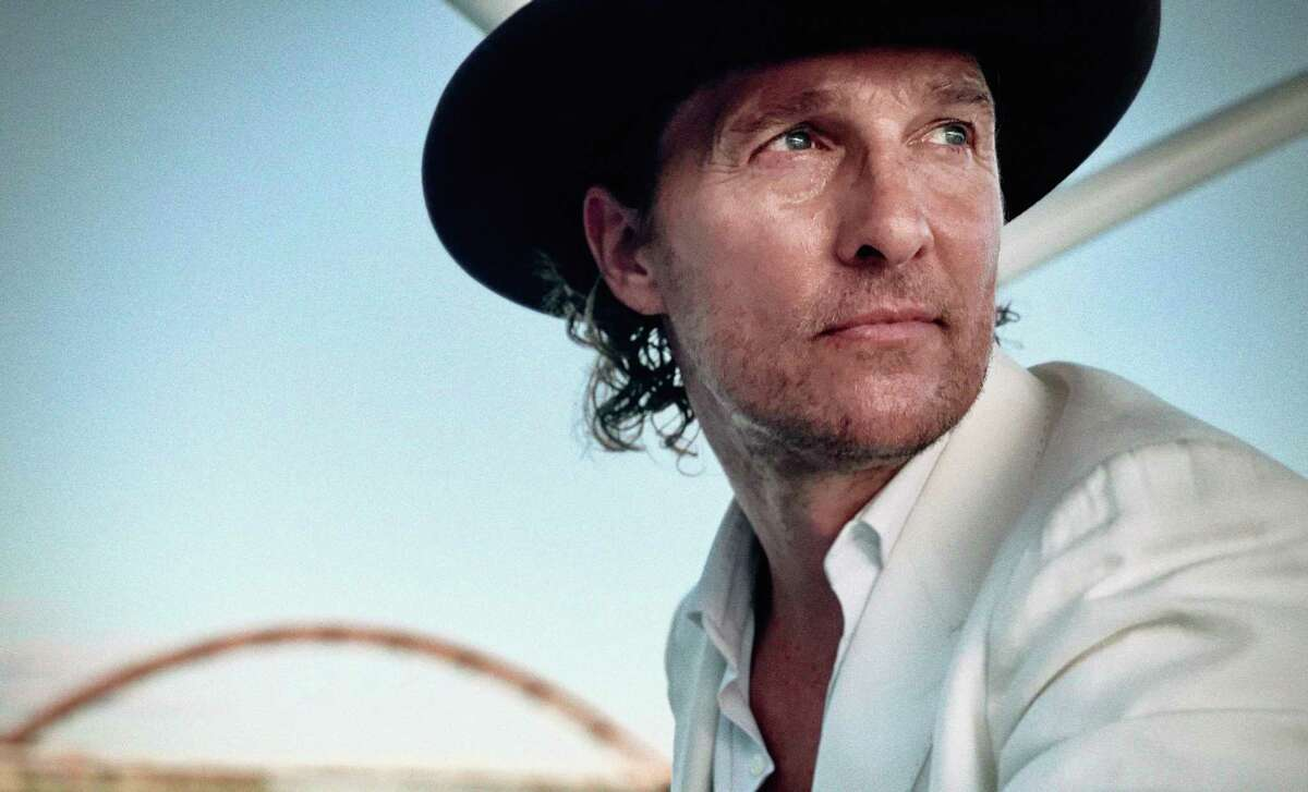 """Actor Matthew McConaughey said it was """"a true consideration"""" to run for Texas governor in 2022."""
