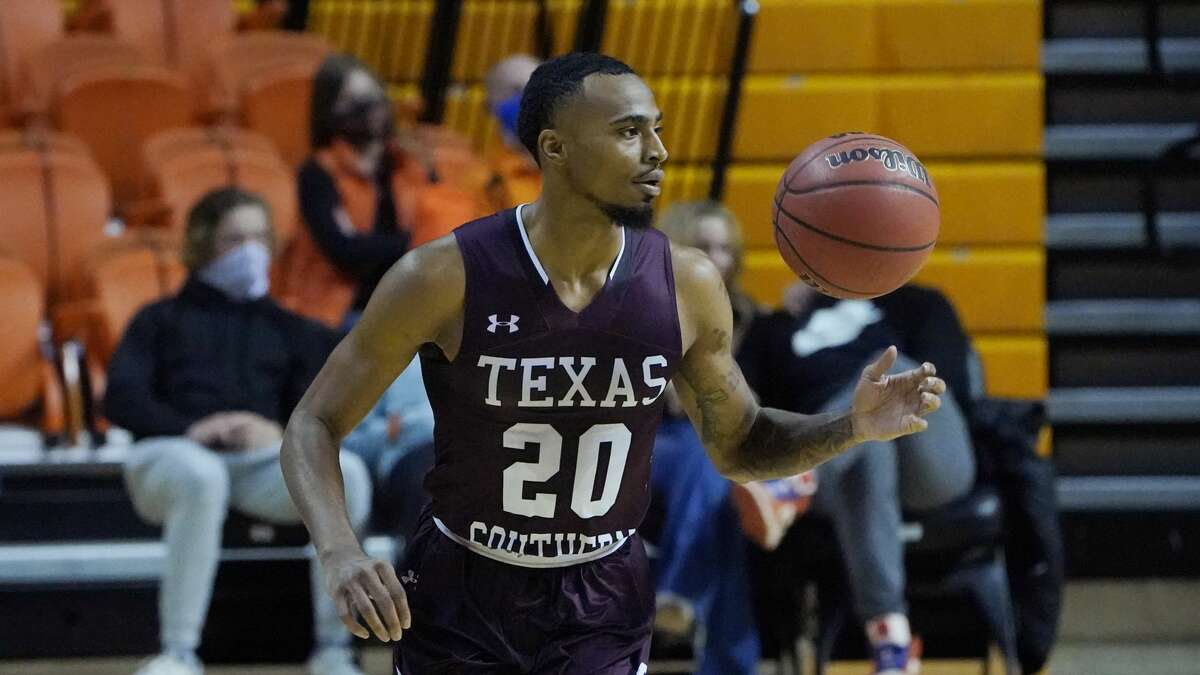 Texas Southern guard Michael Weathers finished with 30 points in Friday's win over Jackson State.