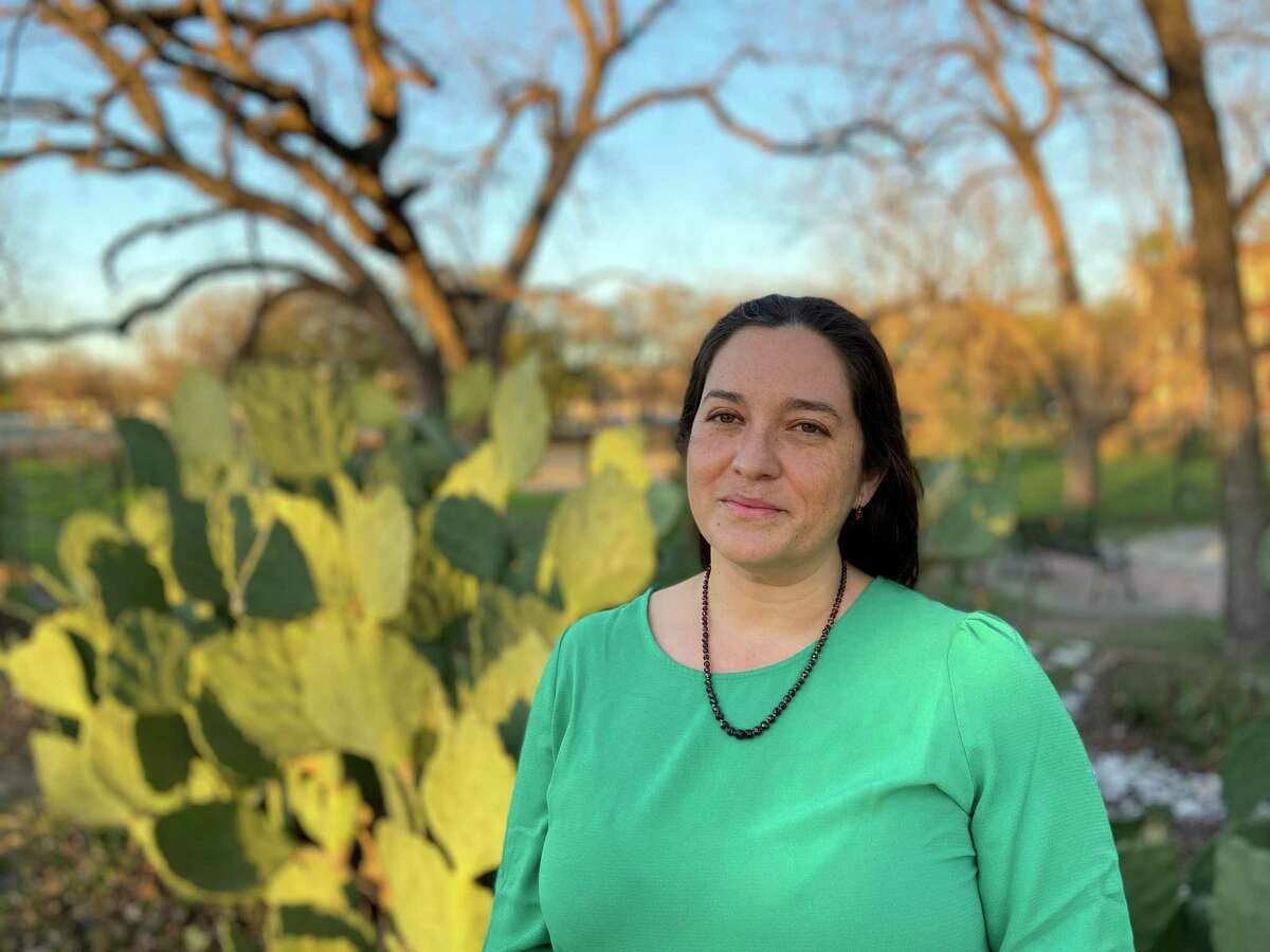 Judit Vega, 42, is running against Leticia Ozuna for the District 3 seat on the San Antonio ISD Board of Trustees.
