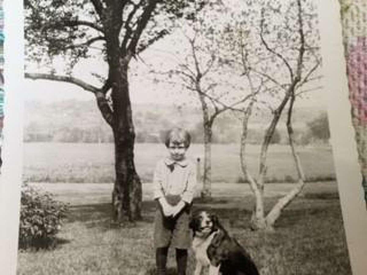 Clarence Joyce at around age 5