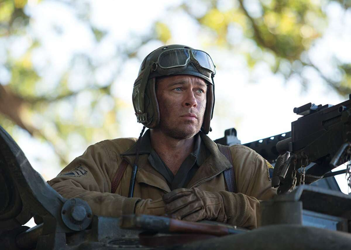 #50. Fury (2014) - Director: David Ayer - Stacker score: 77.3 - Metascore: 64 - IMDb user rating: 7.6 - Runtime: 134 minutes Brad Pitt leads an ensemble cast in this World War II drama about a U.S. tank unit deep in Nazi territory during the final days of the war. Shia LaBeouf, Jon Bernthal, Logan Lerman, and Michael Peña round out the tank's crew.