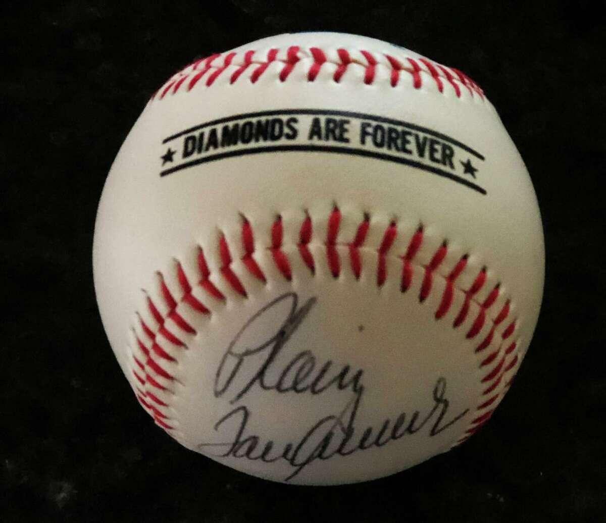 When Michael Lang asked baseball legend Tom Seaver to sign a baseball