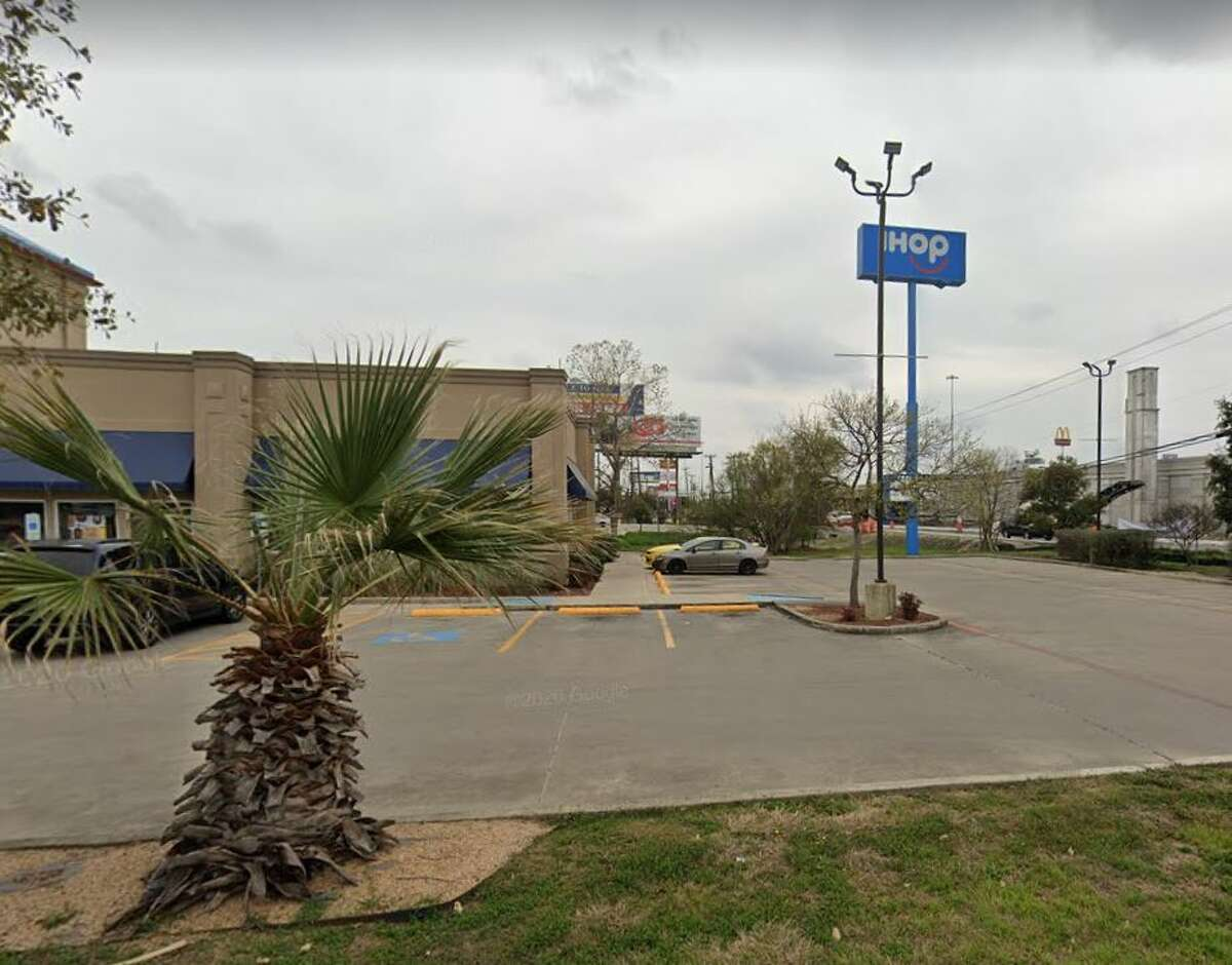 A 44 year old man sustained fatal injuries inside a San Antonio IHOP on the West Side of the city in the early hours of Sunday morning.