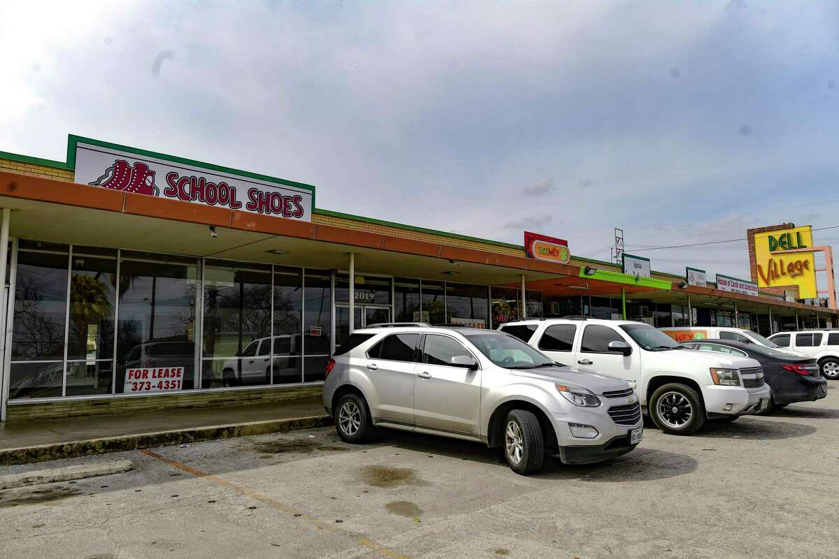 Samuel Hernandez operated School Shoes Unlimited out of this location on Vance Jackson Road for a quarter century. With the rise of online shopping and the isolate-at-home policies of the coronavirus pandemic, Hernandez opted to close the doors of his shoe shop. He retired Nov. 30, 2020.