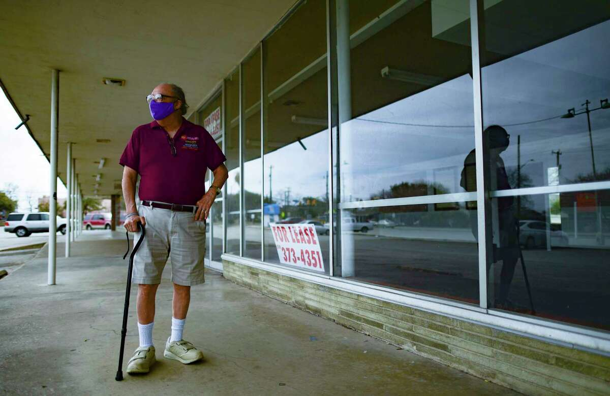 Samuel Hernandez, 81, operated School Shoes Unlimited for a quarter century. With the rise of online shopping and the isolate at home policies of the pandemic, Hernandez decided the time was right to close the doors of his shoe shop for good and retire Nov. 30.