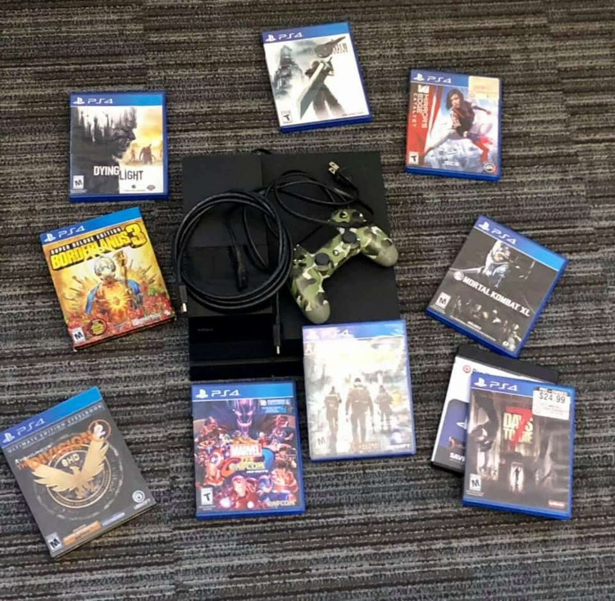 In just a few days, through public donations, the effort by Middletown police to help a New Britain family of three who lost everything in two successive fires has raised $400 in cash, pet food and supplies, $450 in various gift cards, and a slew of PlayStation 4 games.