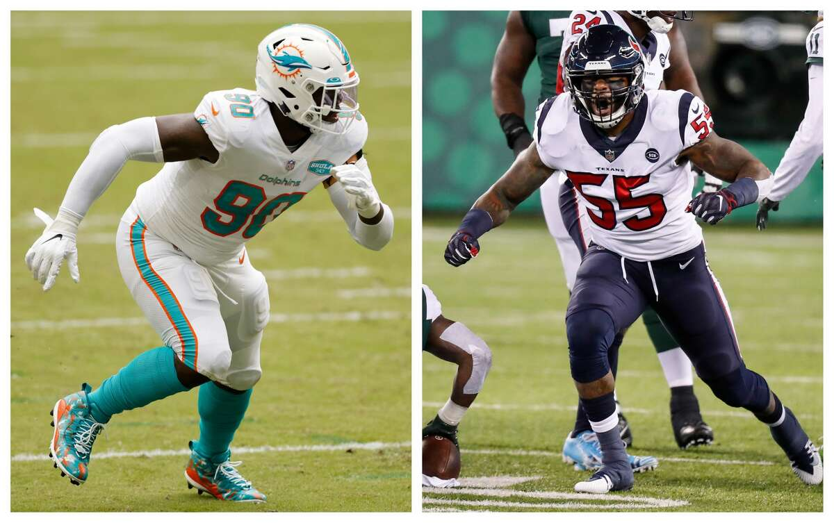 The Texans have reached an agreement with the Miami Dolphins, trading former Pro Bowl linebacker Benardrick McKinney to the Miami Dolphins in exchange for linebacker Shaq Lawson.