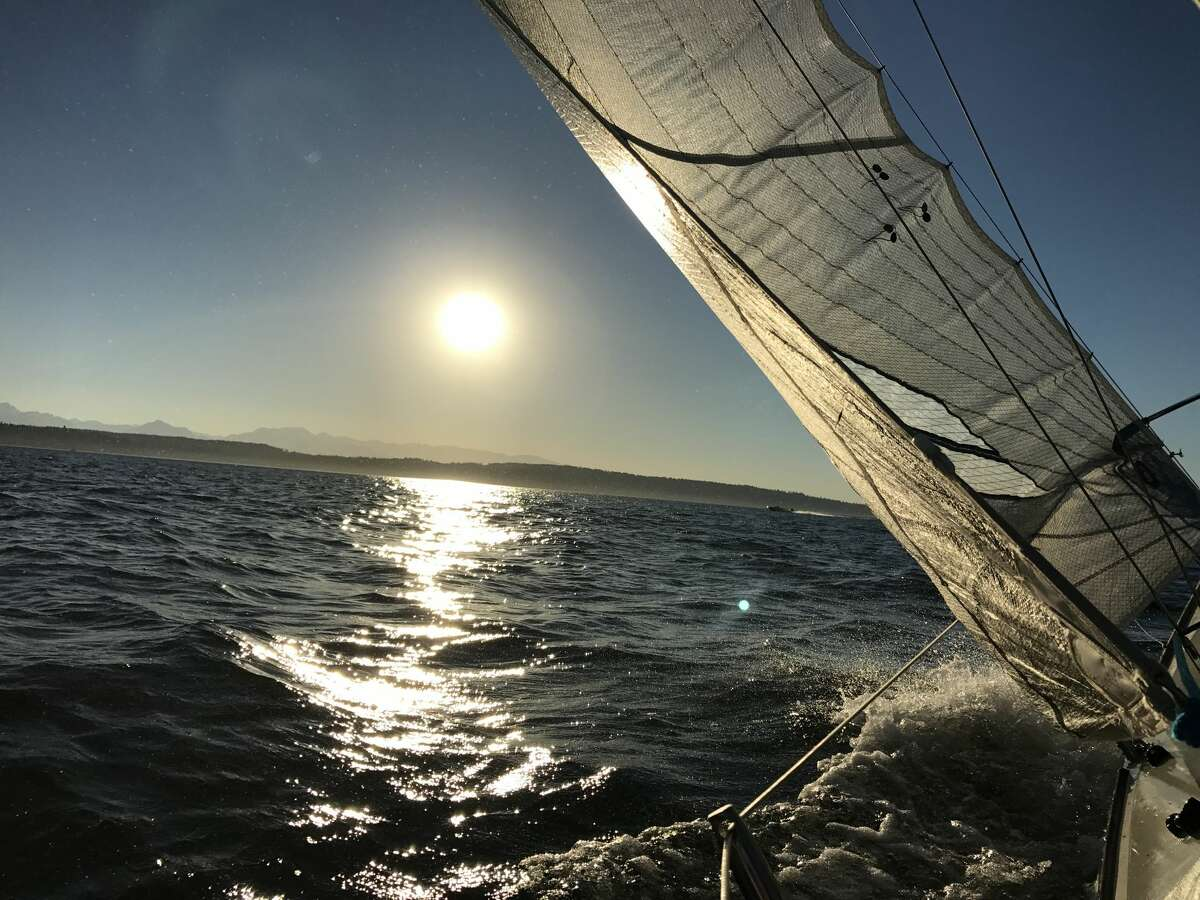 2. I can sail a boat (I took sailing lessons when I lived in Seattle).
